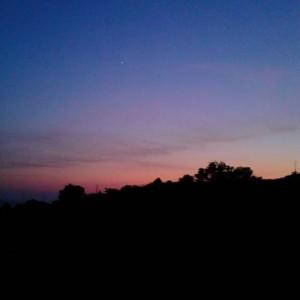 Biancavilla tramonto