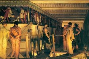 Fidia Lawrence_Alma-Tadema