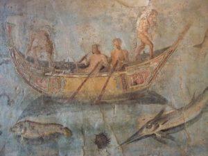 Dalla Tomba dei Dipinti http://archeoroma.beniculturali.it/musei/museo-nazionale-romano/terme-diocleziano/aula-decima/tomba-dei-dipinti
