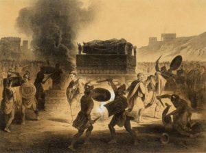 Scontri ai funerali di Cesare Stampa di C. Vottrier 1882