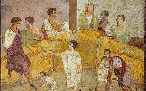 Le Camere Da Letto Degli Antichi Romani : Archeologia e didattica