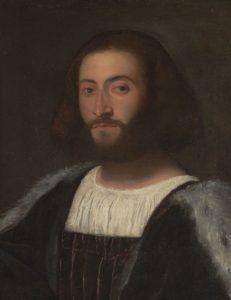 Ariosto ritratto da Tiziano